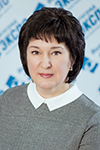 Глазунова Людмила Валентиновна
