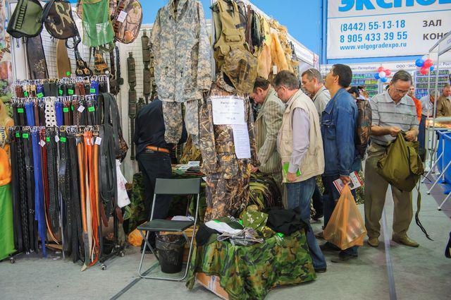 выставка экспоцентр волгоград рыболов и охотник