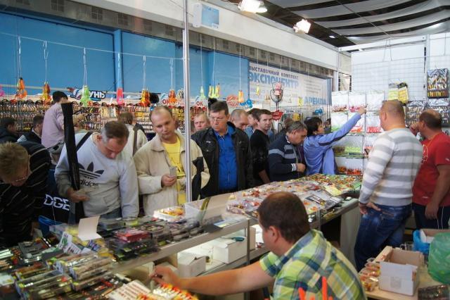 волгоград выставка рыболовов