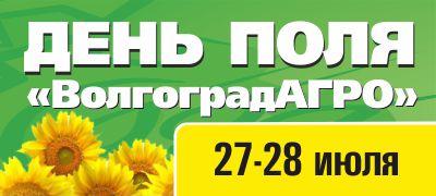 """День поля """"ВолгоградЭКСПО"""""""