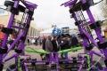 II Волгоградский Межрегиональный Технический Агрофорум. ВолгоградАГРО, 2015